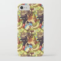 dragons iPhone & iPod Cases featuring Dragons! by Flora