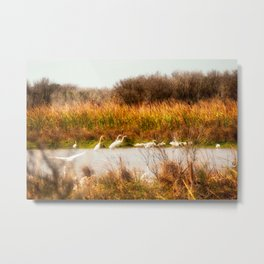 The Gathering Place Metal Print