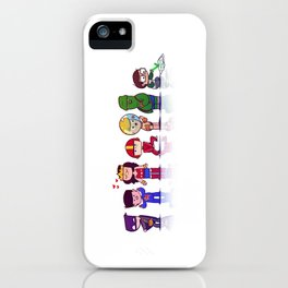 Super Babies iPhone Case
