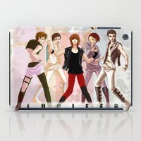 shinee iPad Cases featuring SHINee  (ver. LUCIFER) by soonji