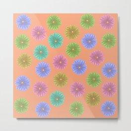 Pollen allergy #5 Metal Print