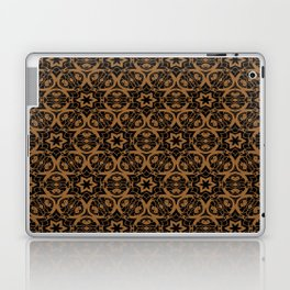 Black and Bronze Oils 2675 Laptop & iPad Skin
