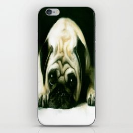 PUG POWER OUTAGE iPhone Skin