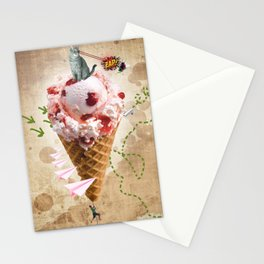 All of My Favorite Things Stationery Cards