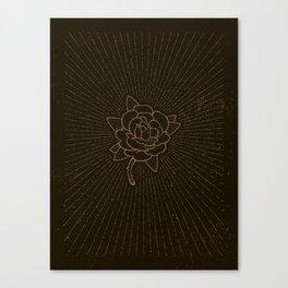 Gypsy. Canvas Print