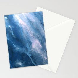 In the Company of Myself: Abstract #3 Stationery Cards