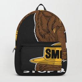Smokey the Bear Backpack