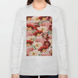 Vintage Garden #society6 Long Sleeve T-shirt