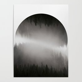 Mountains in hiding Poster