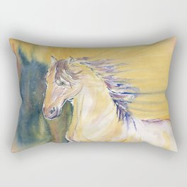 Horse Spirit Rectangular Pillow