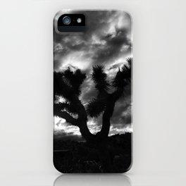 Black Waltz. iPhone Case