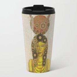 Isis, Goddess of Egypt Travel Mug