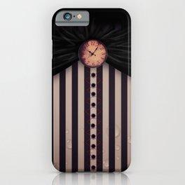 White Rabbit's Clock iPhone Case