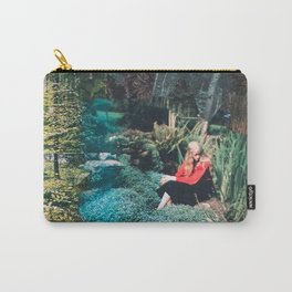 The Red Shirt (Gardentopia)  Carry-All Pouch