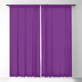 Purple (Rainbow Collections) Blackout Curtain