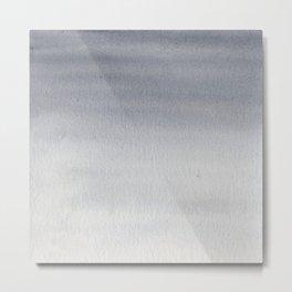 PAYNE'S GREY Metal Print
