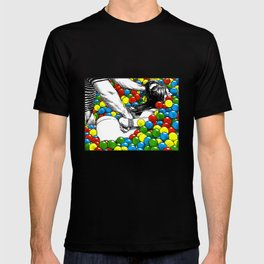 asc 470 - Games allowed in the store after closing time T-shirt