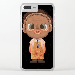 Creepy Cuties - Texas Clear iPhone Case