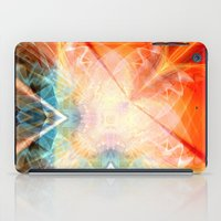 angel iPad Cases featuring Angel by Christine baessler