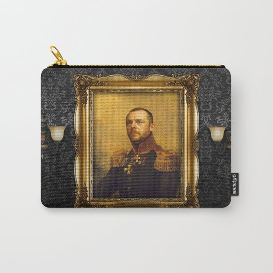 Simon Pegg - replaceface Carry-All Pouch