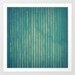 lines pattern Art Print