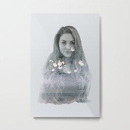 Helen S. Metal Print