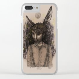 Bottom Clear iPhone Case