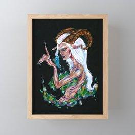 Eryah Framed Mini Art Print