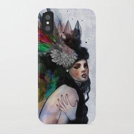 Mira iPhone Case