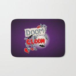 Doom & Gloom Bath Mat