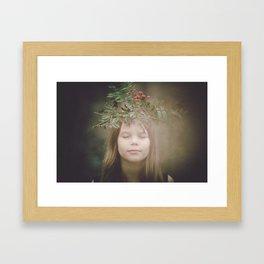 Rowans Framed Art Print