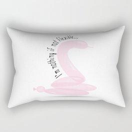Flexible Me Rectangular Pillow