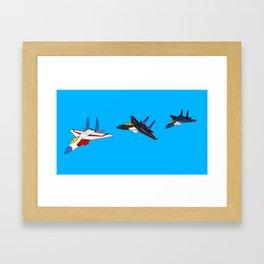 Seekers Framed Art Print