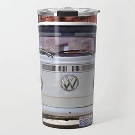 Bus Pickup Travel Mug