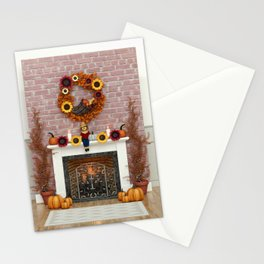 Harvest Hearth Stationery Cards