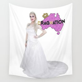 Dragnation Season 3 - NSW- Krystal Kleer Wall Tapestry