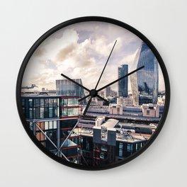 London Views Wall Clock