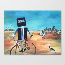Jack Smart Canvas Print