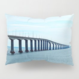 Under the Bridge and Beyond Pillow Sham