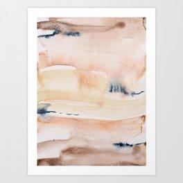 Wander in the Wild No 1 Absract Art Print
