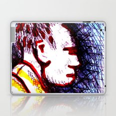 Mike cold water down Laptop & iPad Skin