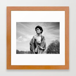 Muse Framed Art Print