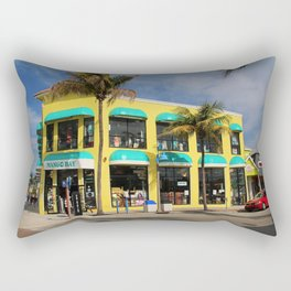 Mango Bay of Ft Myers Rectangular Pillow