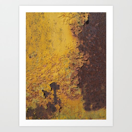 Tracker Art Print