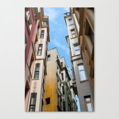 Colors of Istanbul Canvas Print