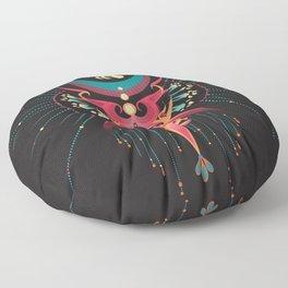 DreamCatcher-Wolf Spirit Floor Pillow