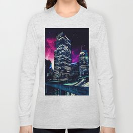 Spacey Los Angeles Long Sleeve T-shirt