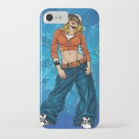 hiphop iPhone & iPod Cases featuring HipHop by Don Kuing
