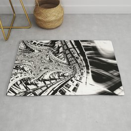 Fevered Highways Rug