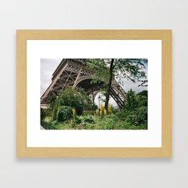 Base Framed Art Print